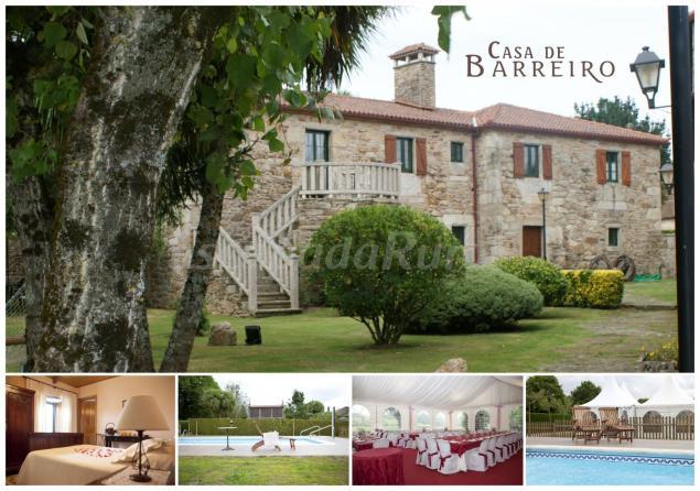 Casa de barreiro casa rural en curtis a coru a - Casas rurales con encanto en galicia ...