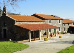 Pazo de Mella - Casa Cochera y Casa Lamelas (A Coruña)