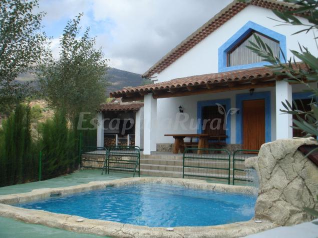 Fotos de casas rurales el olivar casa rural en yeste - Casas rurales e ...