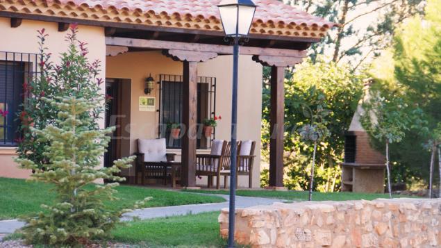 Casas rurales cortijo bellavista alcaraz casa rural en - Casas rurales e ...