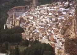 Casa Cueva Las Tinajas de Naya (Albacete)