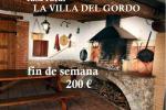Casa Rural La Villa del Gordo (Albacete)
