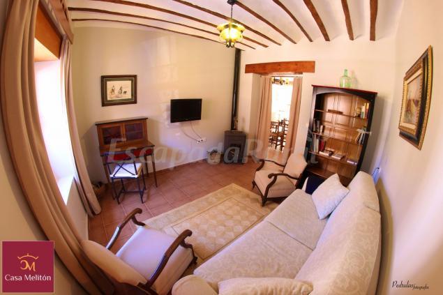 Fotos de casa rural melit n casa rural en povedilla albacete - Casas de citas en albacete ...