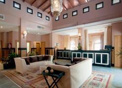 Hotel Villa de Laujar de Andarax (Almería)
