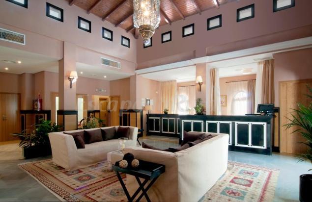 Hotel villa de laujar de andarax casa rural en laujar de for Alquiler estudio almeria
