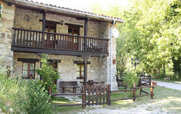 Casas rurales r o aliso 1 y 2 casa rural en pe amellera alta asturias - Casas rurales asturias 2 personas ...