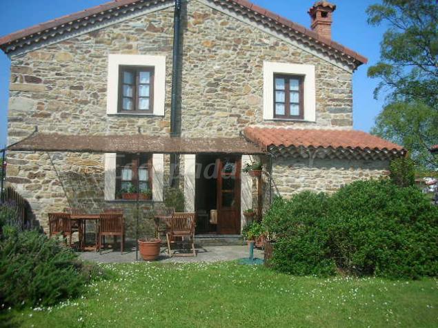 Fotos de la casa del campo casa rural en cudillero for Casas rurales en asturias con piscina