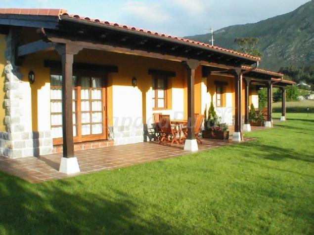 Apartamentos rurales la g era casa rural en ribadesella asturias - Casa de campo asturias ...