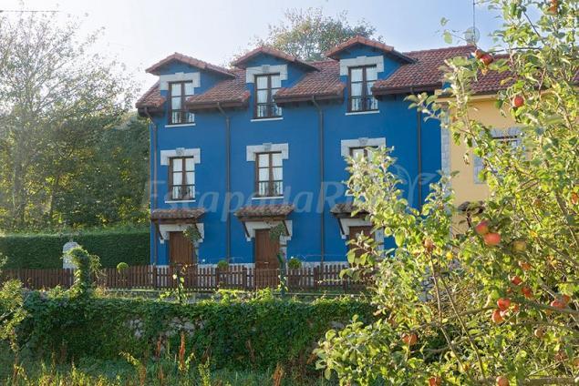 Apartamentos rurales la canalina casa rural en llanes asturias - Apartamentos rurales llanes ...