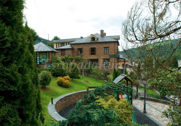 Hotel casa pedro casa rural en santa eulalia de oscos asturias - Casas vacaciones asturias ...