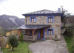 Casa El Teixo (Asturias)