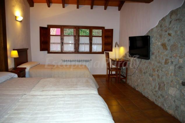 El juacu casa rural en llanes asturias for Llanes habitaciones