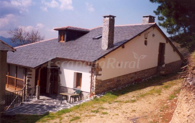 Casa calder n casa rural en vald s asturias - Casas rurales asturias 2 personas ...