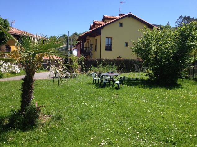 Mirador del sueve casa rural en colunga asturias for Casa rural jardin del desierto