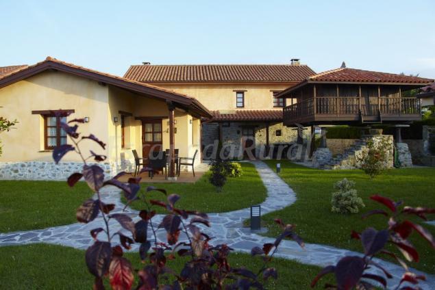 Casabuelo casa rural en cudillero asturias for Casas rurales en asturias con piscina y cerca dela playa