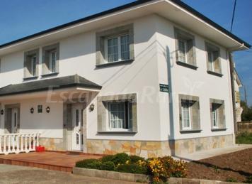 Apartamento rurales la casina casa rural en luarca asturias - Casa rural luarca ...
