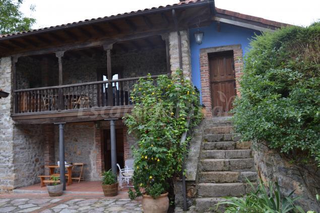 A t la casa san andres casa rural en arriondas asturias - Casas rurales asturias 2 personas ...