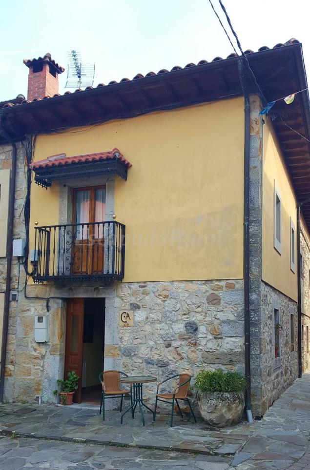 Casa la pe a del alba casa rural en cabrales asturias - Casa rural cabrales ...