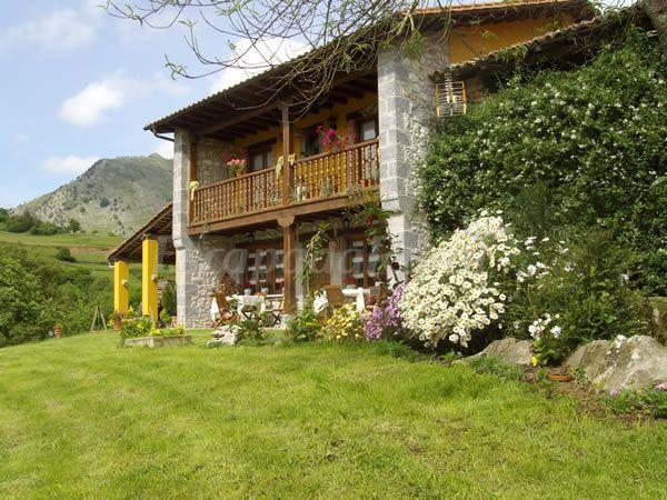 Precios de caser o san pedro ii casa rural en llanes asturias - Casa rural para 2 ...