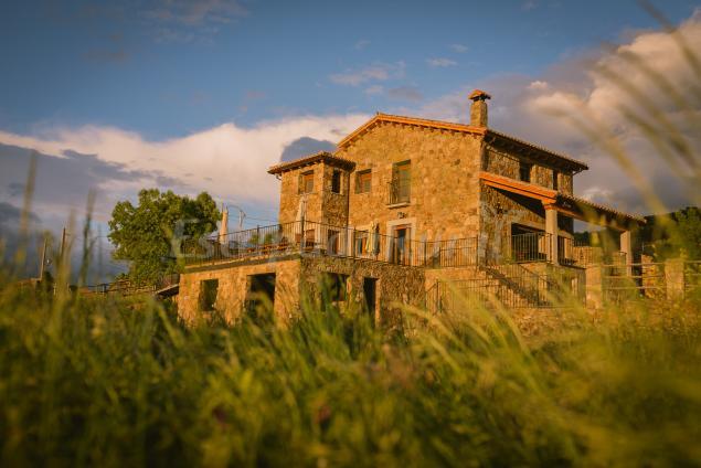 Fotos de casas rurales gredos la hija de lalo y el hijo de - Casas rurales de madera ...