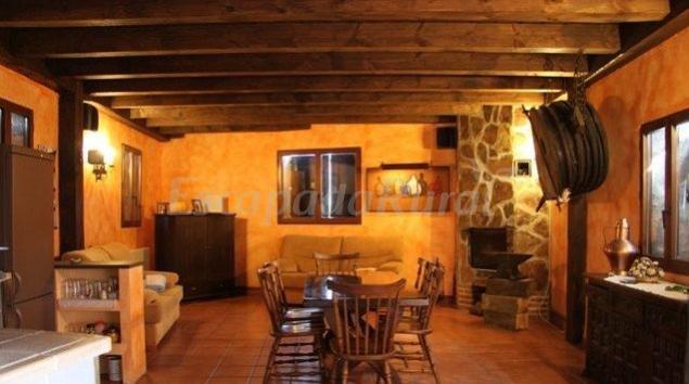 La fragua casa rural en villanueva de g mez vila - Villanueva de avila casa rural ...