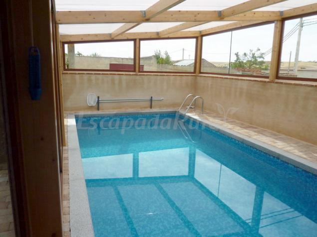 Casa do a anita casa rural en el bohodon vila for Casa rural avila piscina