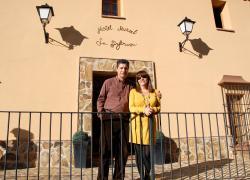 Hotel rural La Sinforosa (Badajoz)
