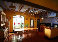 Casa rural La casa azul (Badajoz)