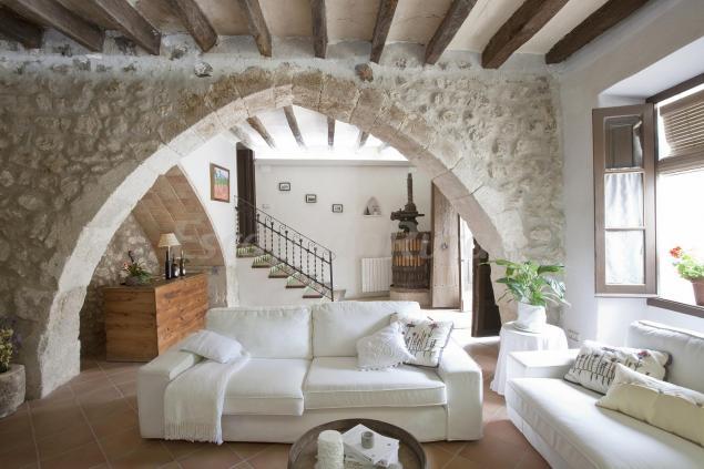 Can masana casa rural en sant pau d 39 ordal barcelona - Can caponet casa rural ...