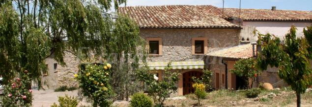 Cal riba casa rural en la llacuna barcelona - Casa rural economica barcelona ...