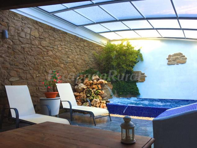 Fotos de la pausa rural wellness casa rural en santa creu de jutglar barcelona - Casa rural economica barcelona ...