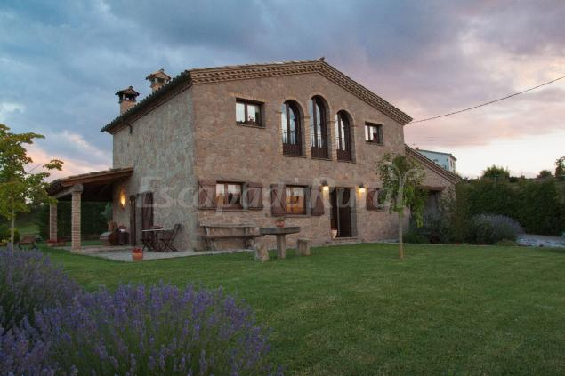 Fotos de la rabassola casa rural en sobremunt barcelona - Casa rural economica barcelona ...