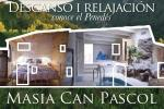 Masia Can Pascol Casa Rural-Spa (Barcelona)
