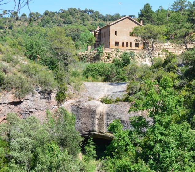 C mo llegar a el salt casa rural en mura barcelona - Casa rural mura ...