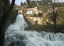 El Molino de la Cascada (El Molino de Orbaneja) (Burgos)
