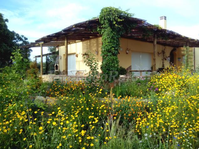 Casa rural la dehesa de campoviejo casa rural en for Casa rural jardin del desierto tabernas