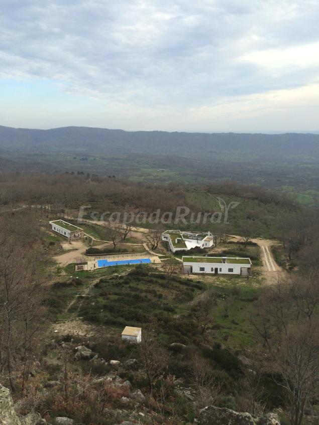 El sosiego casa rural en villamiel c ceres for 56 635