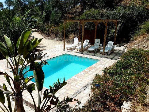 Caser o el molino nuevo casa rural en arcos de la for Casa rural sevilla piscina