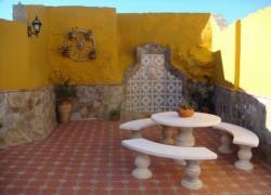 La casa de la villa en Olvera (Cádiz)