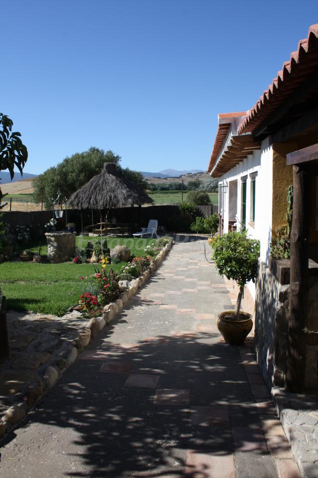 El corral casa rural en jimena de la frontera c diz - Casa rural jimena ...
