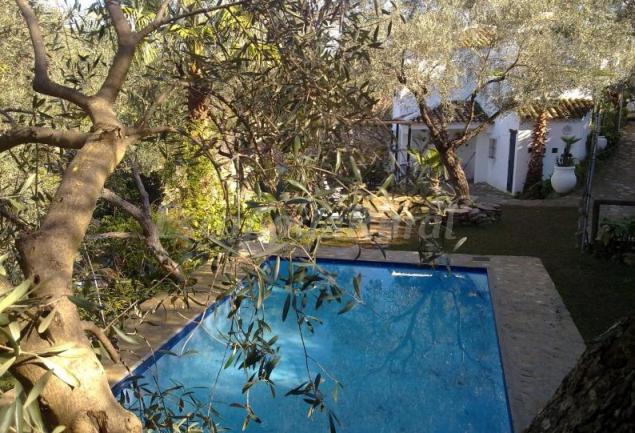 Huerta bocaleones casa rural en zahara de la sierra c diz - Casas en zahara de la sierra ...