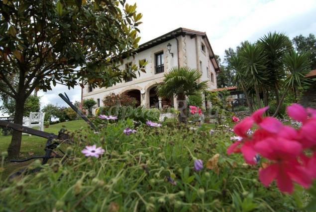 Posada rio cubas casa rural en cubas cantabria - Casa rural somo ...