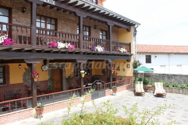 Posada y apartamentos el acebo casa rural en ubiarco - Casas rurales cantabria baratas alquiler integro ...