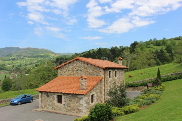 La caba a del abuelo de selaya casa rural en selaya - Casas rurales cantabria baratas alquiler integro ...