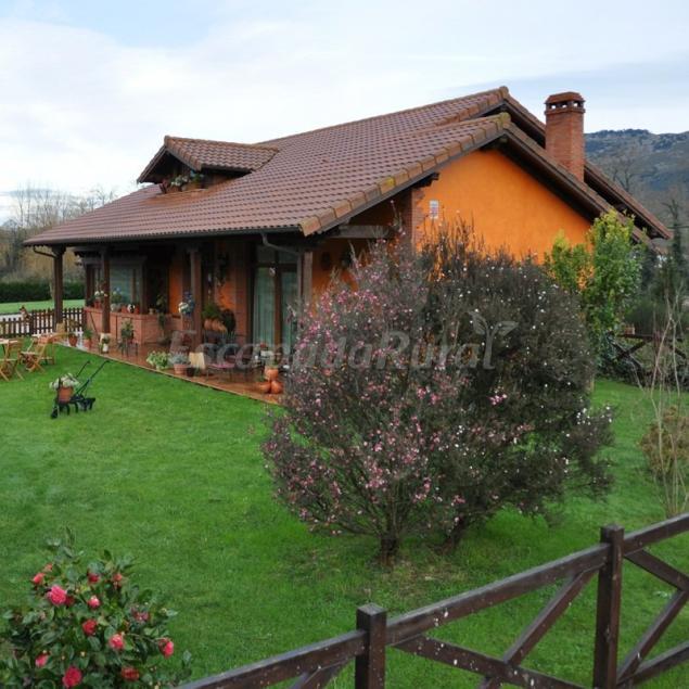 Posada bernabales casa rural en p manes cantabria - Casas rurales con spa en cantabria ...