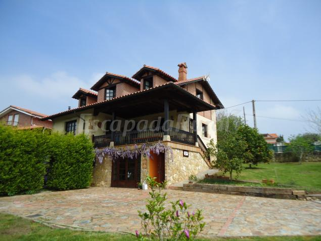 La hualdea casa rural en villapresente cantabria - Casa rustica cantabria ...