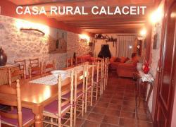 Casa Rural Calaceit (Castellón)