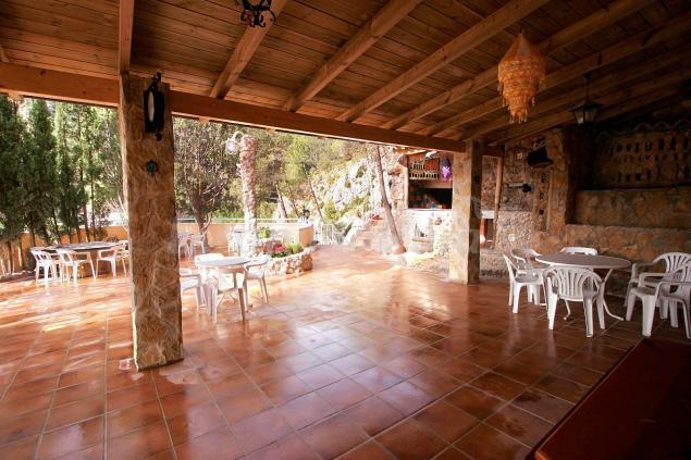 Albergue el refugio casa rural en montanejos castell n - Casa rurales en castellon ...