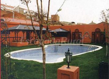 Hotel parque caba eros casa vacanze ahorcajo de los - Casa rural vallecasar ...