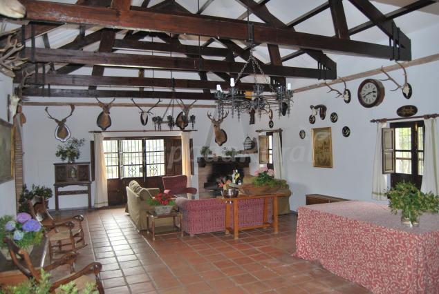 Cortijo la priorita casa rural en c rdoba c rdoba for Muebles andalucia cordoba